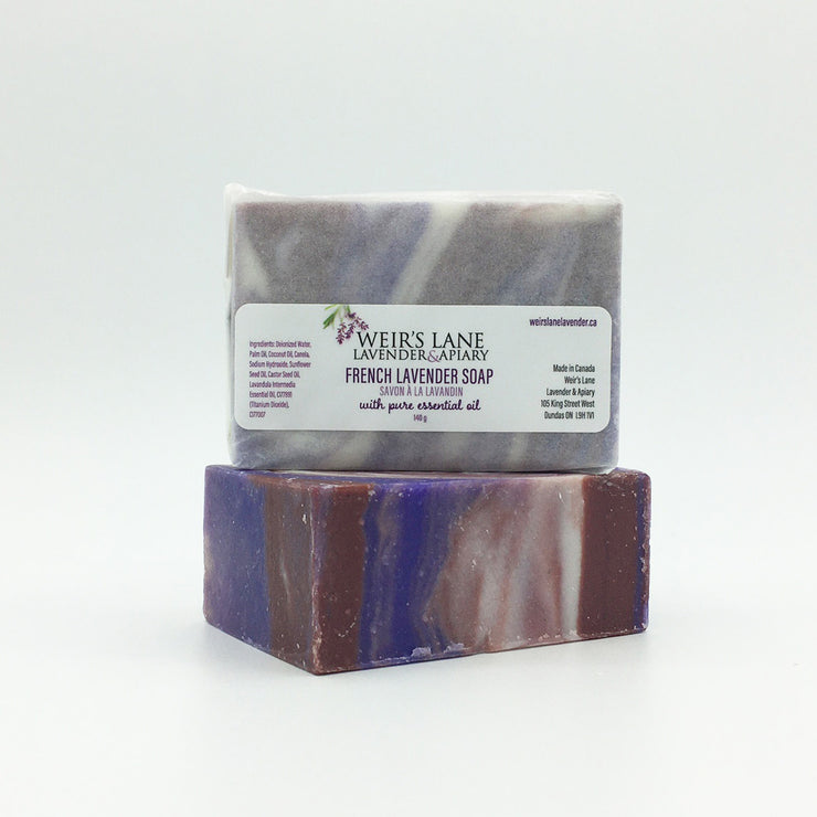Soap with French Lavender