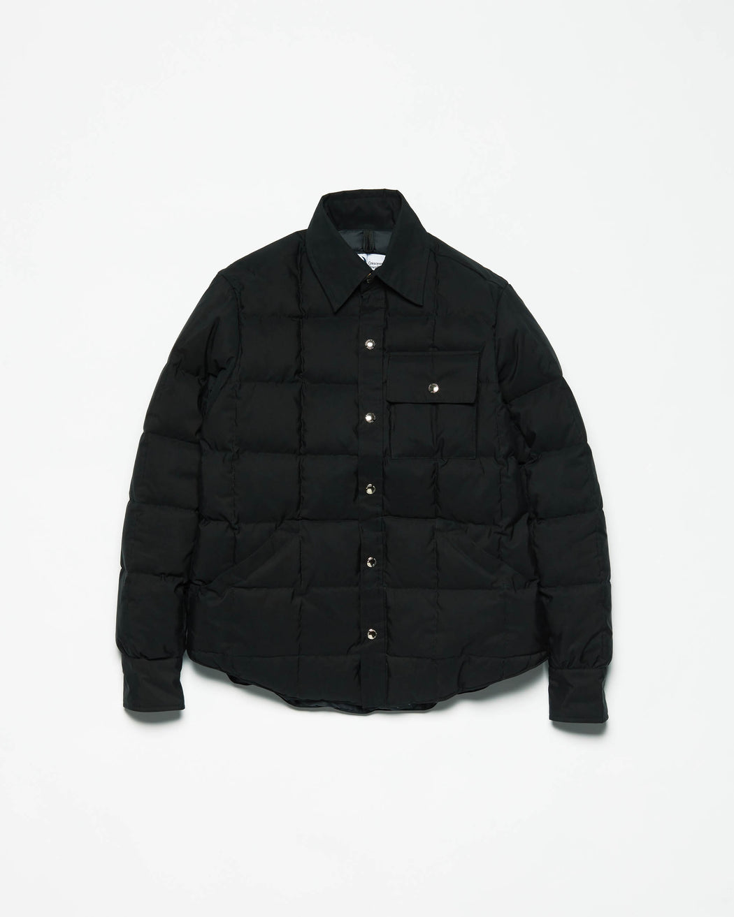 Down Shirt - Black