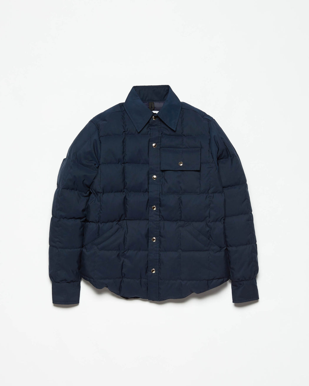 Down Shirt - Navy