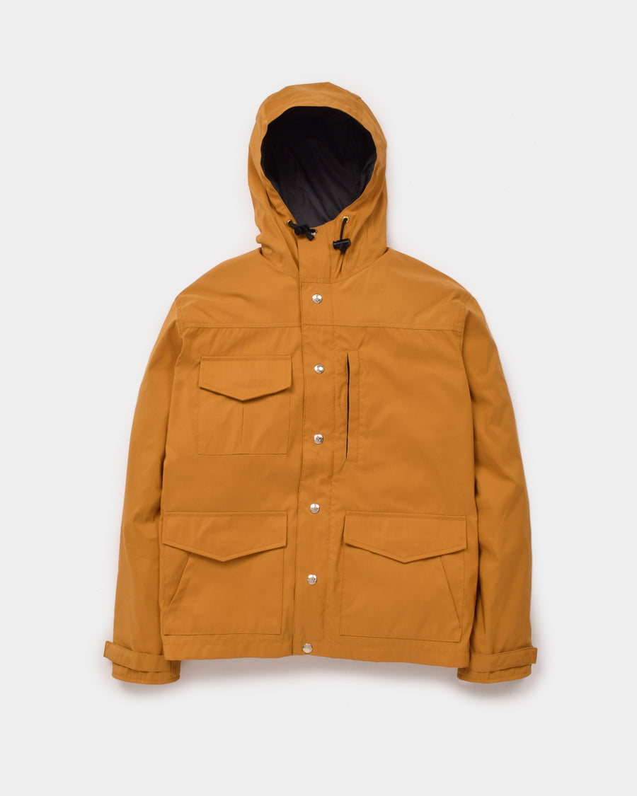 Michi Jacket in Mustard showing front