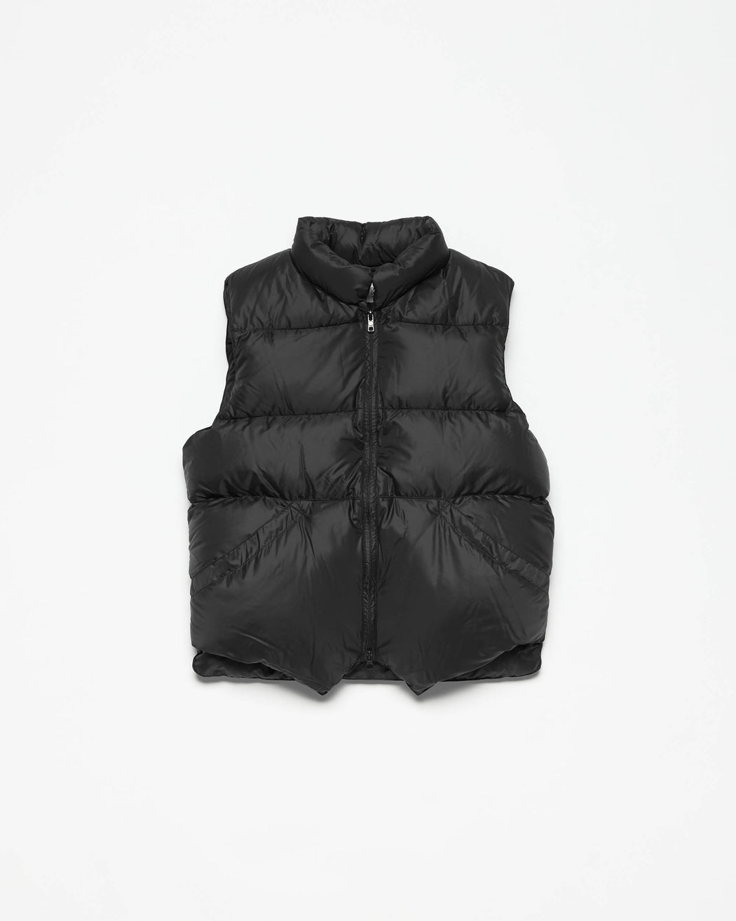 North by Northwest Vest - Black