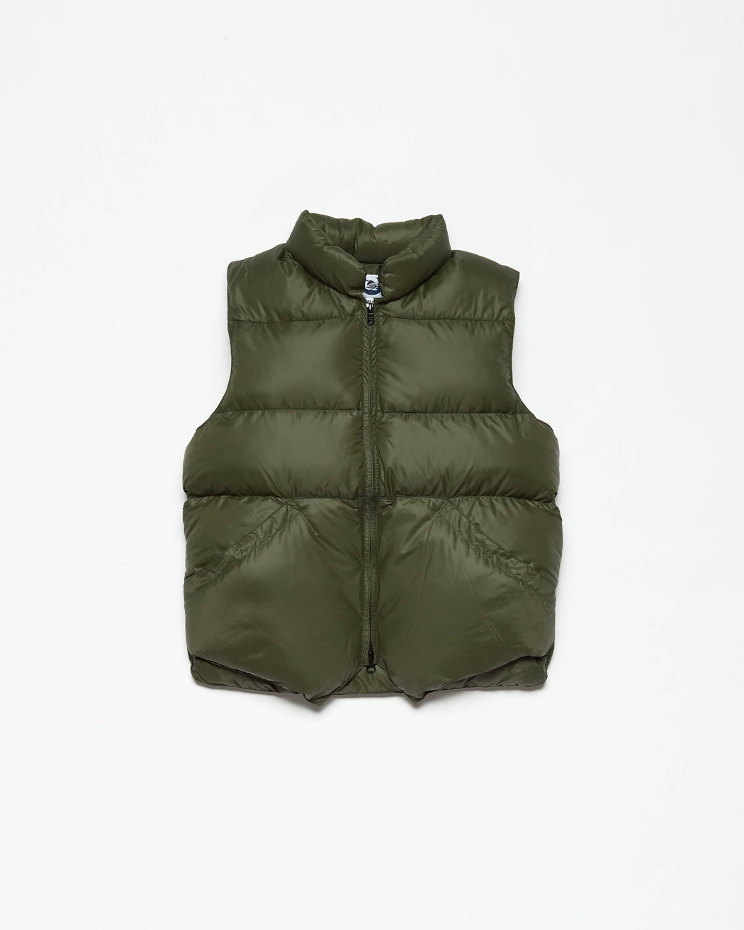 North by Northwest Vest - Olive