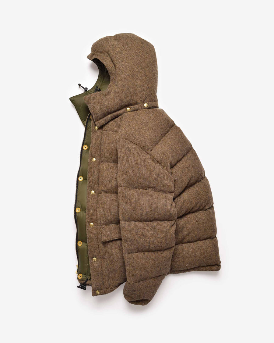 Countryside Classico Wool Down Parka - Pre-Order