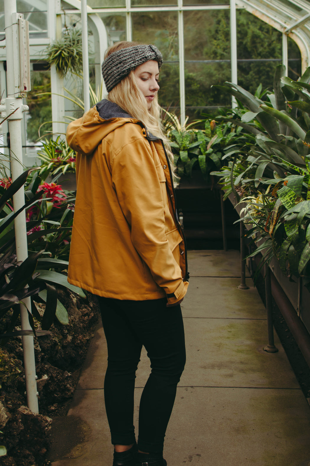 Pre-order exclusive: Michi Jacket | Mustard