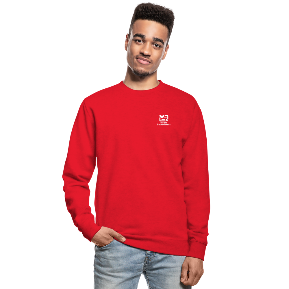 Unisex Pullover - Rot