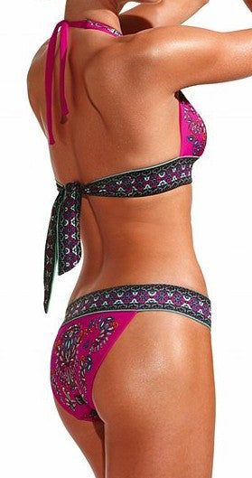 Regal Exotic Bikini Swimsuit - IBL Fashion - 2