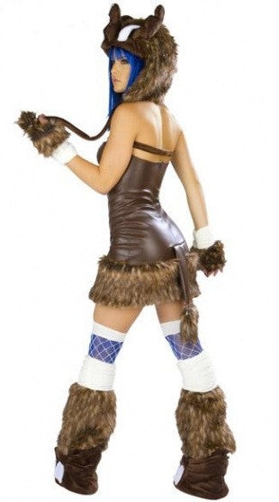 Deluxe Woolly Mammoth  Costume - IBL Fashion - 2