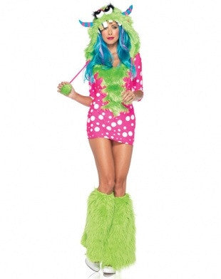 Melody Monster Halloween Costume - IBL Fashion