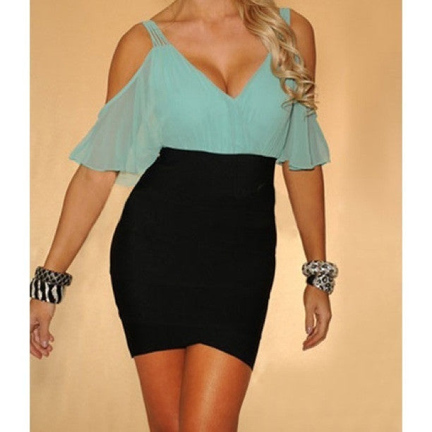 InStock Sexy Chic Bandage Dress - IBL Fashion - 2