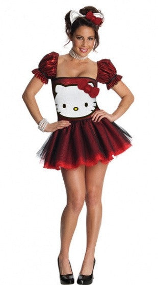 Red Hello Kitty Costume - IBL Fashion