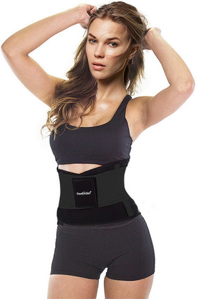 Fitness Waist Trimmer Belt - IBL Fashion - 16