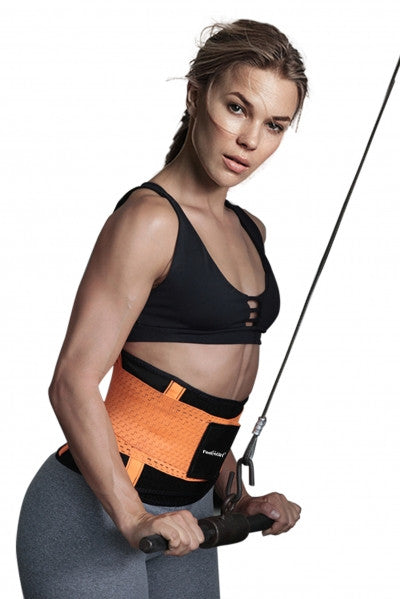 Fitness Waist Trimmer Belt - IBL Fashion - 1