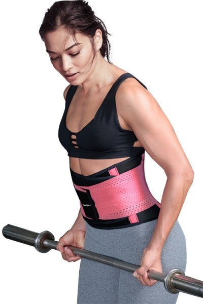 Fitness Waist Trimmer Belt - IBL Fashion - 4