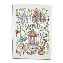 Load image into Gallery viewer, Nashville Dishtowel