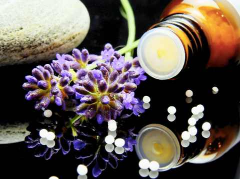 eastern medicine flower oils and homeopathy