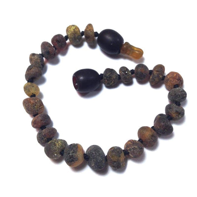 Baltic Amber Asteroid - 5.5 Bracelet / Anklet - Pop Clasp - Baltic Amber Jewelry
