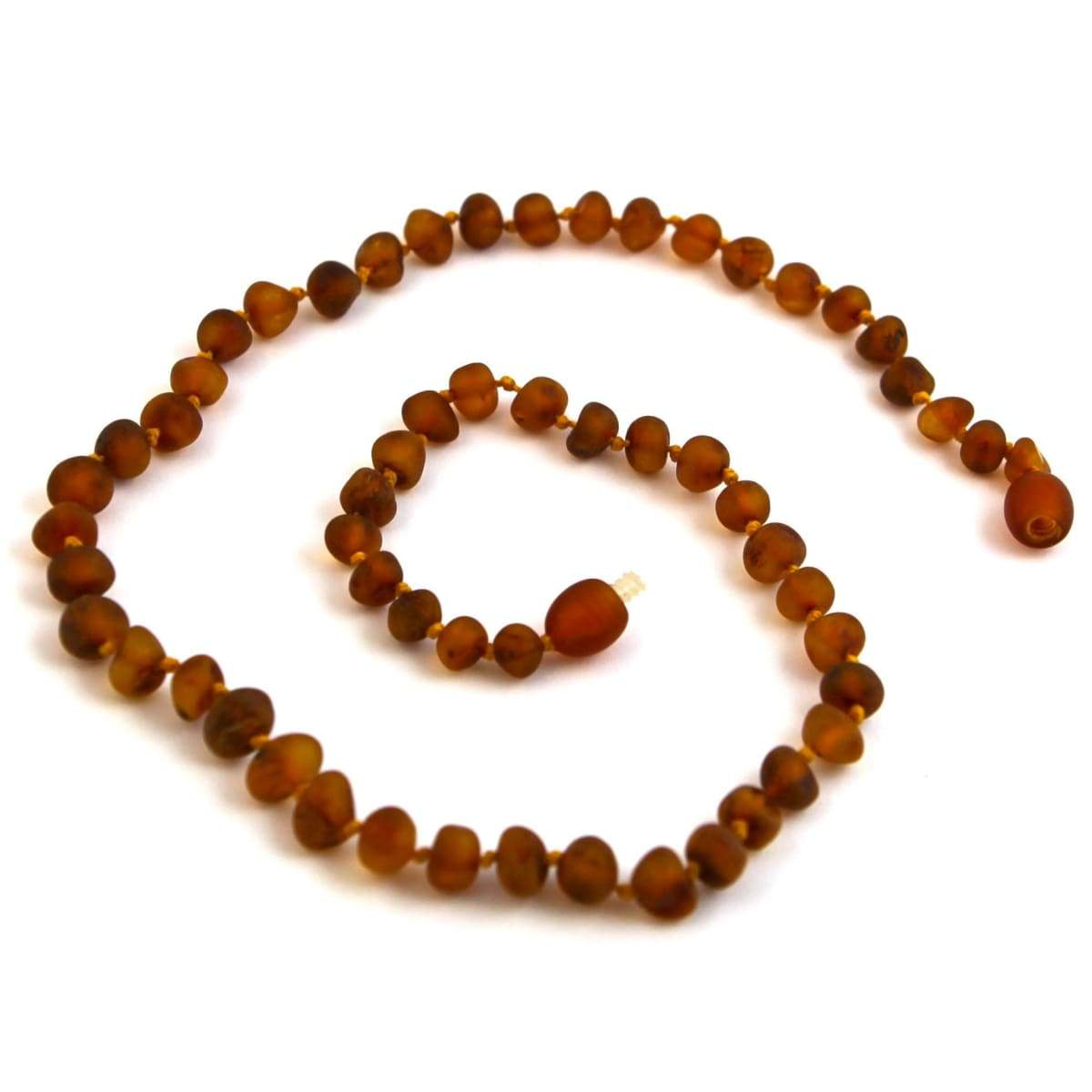 Baltic Amber Nutmeg - 16 Necklace - Baltic Amber Jewelry