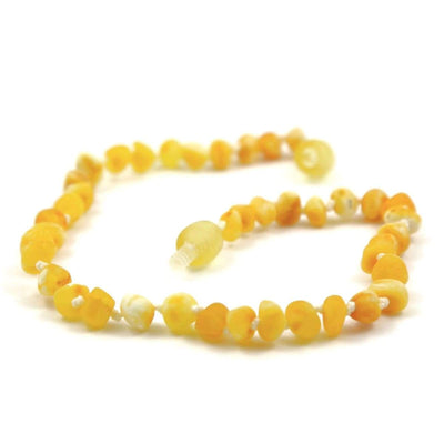Baltic Amber Super Butter - 9.5 Anklet - Baltic Amber Jewelry