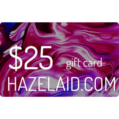 Gift Cards - $25.00 - Gift Card