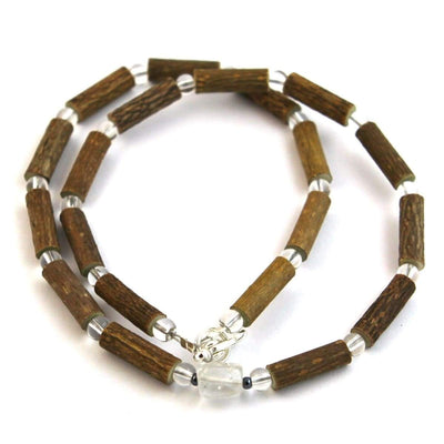 Hazel-Gemstone Crystal - 16 Necklace - Hazelwood & Gemstone Jewelry