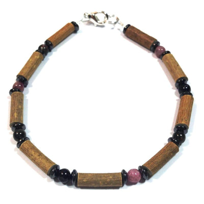 Hazel-Gemstone Tourmaline - 9.5 Anklet - Hazelwood & Gemstone Jewelry