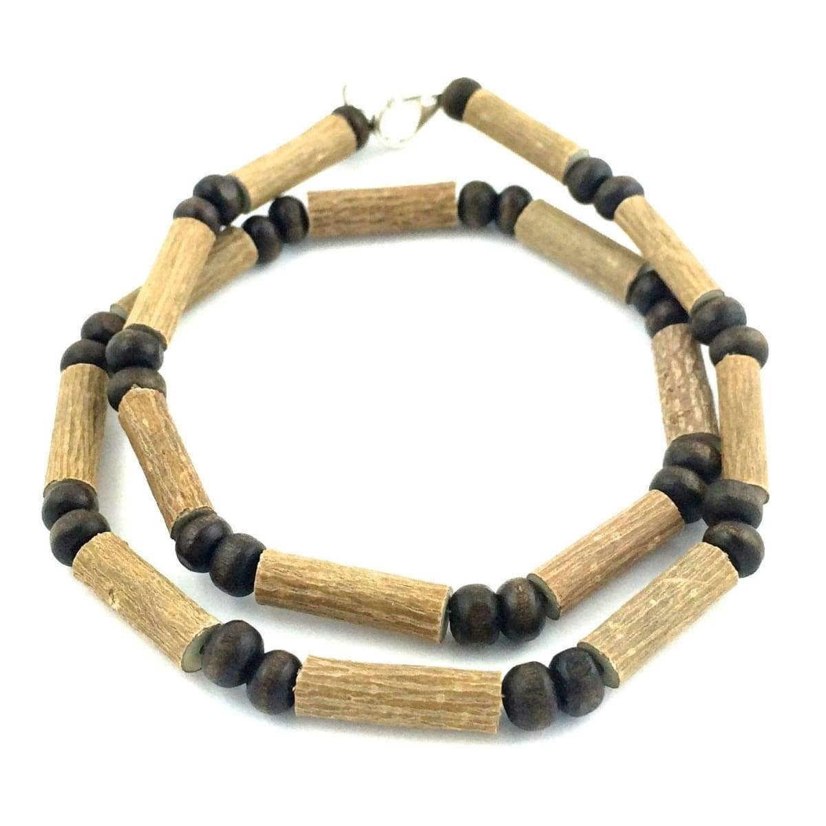 Hazelwood All Brown For Teens & Adults - 16 Necklace - Hazelwood Jewelry