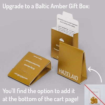 Baltic Amber Lemon for Teens & Adults