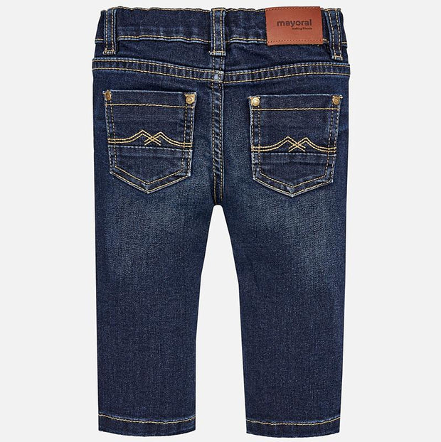 MAYORAL 510 LONG DENIM SLIM FIT TROUSERS IN STOCK