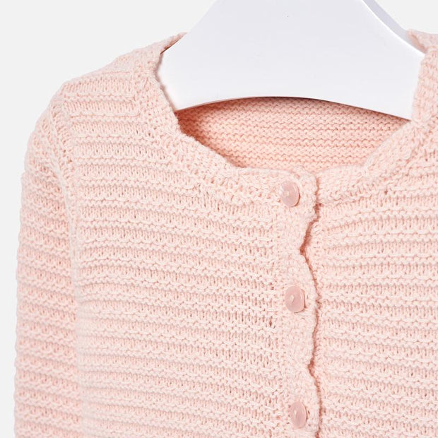 MAYORAL 2338 ROSE CARDIGAN IN STOCK