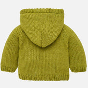 MAYORAL 2344 KALE CARDIGAN WITH TOGGLE FASTENERS IN STOCK
