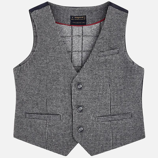 MAYORAL 4465 VYNIL GILET IN STOCK