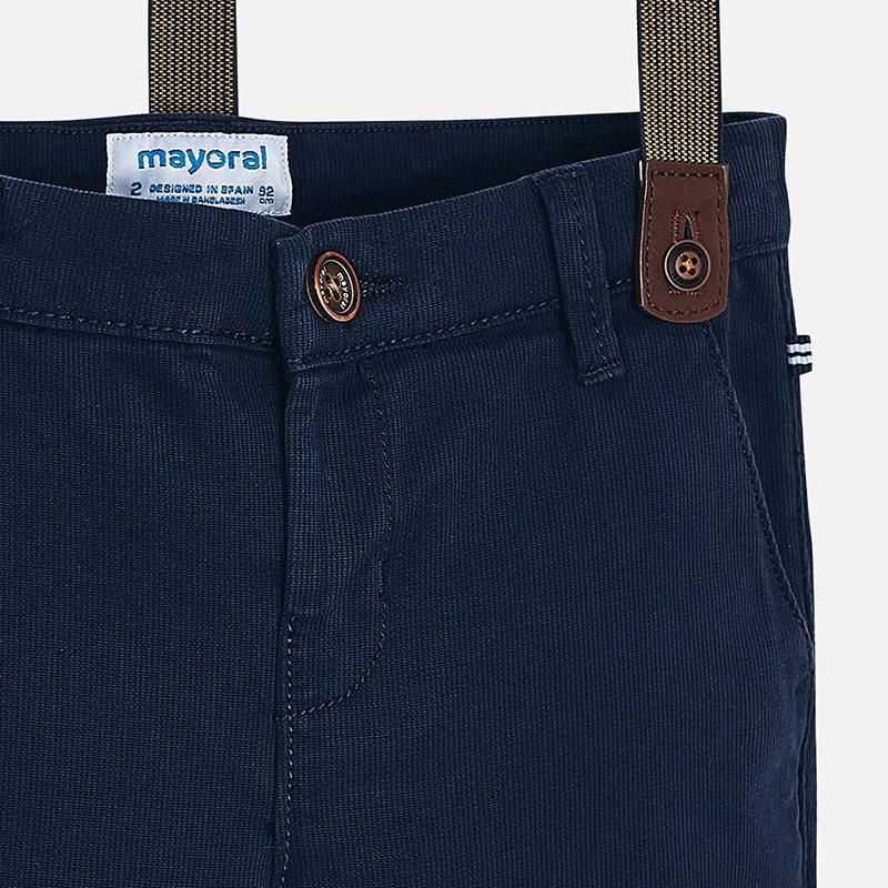 MAYORAL 4518 ECLIPSE CHINO TROUSERS IN STOCK