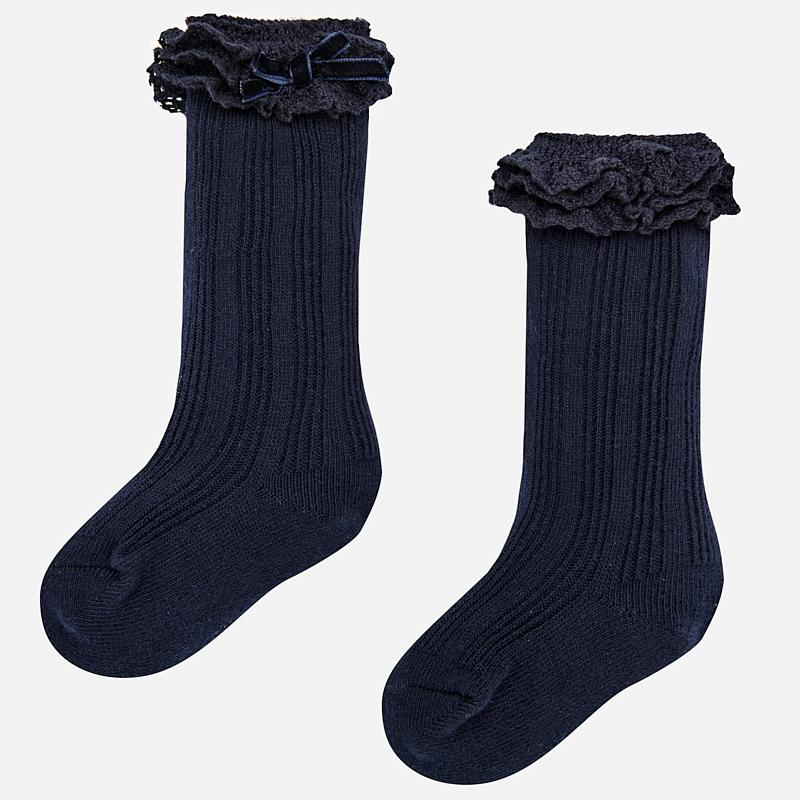 MAYORAL 10457 NAVY SOCKS IN STOCK