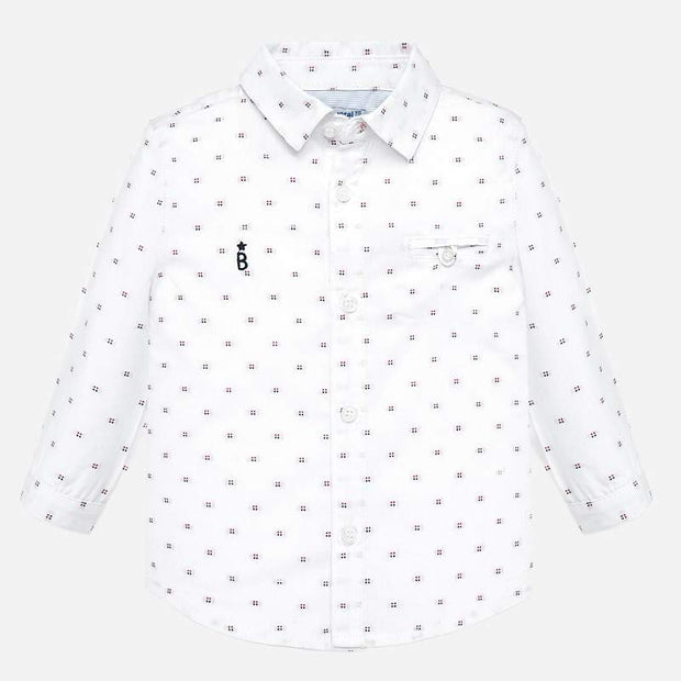 MAYORAL 2114 WHITE SHIRT