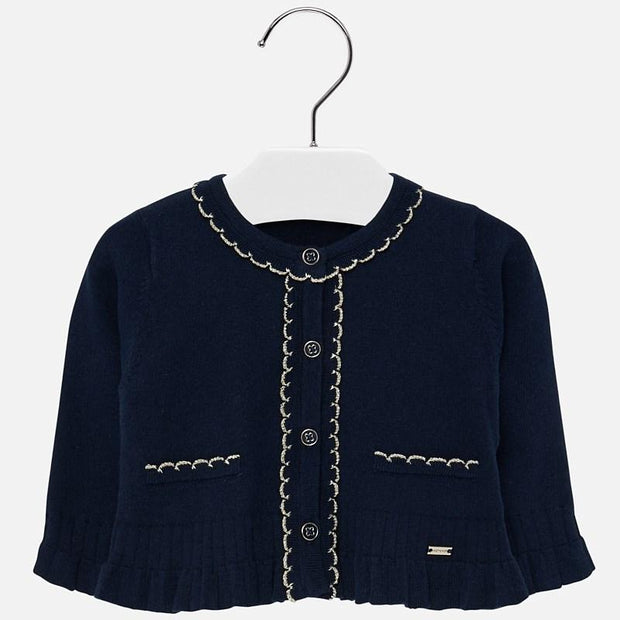 MAYORAL 2315 NAVY CARDIGAN