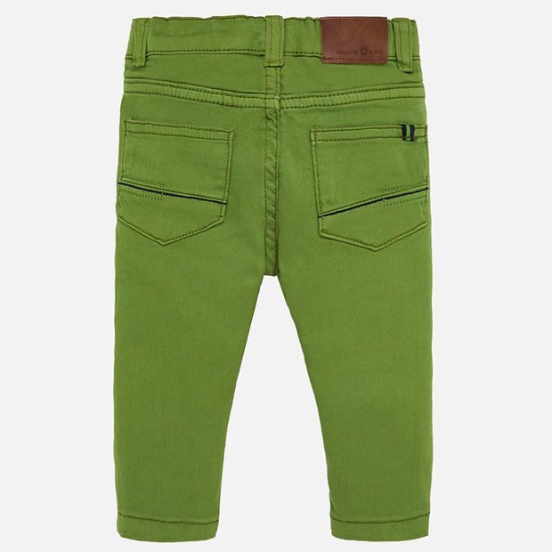 MAYORAL 2538 GREEN TROUSERS