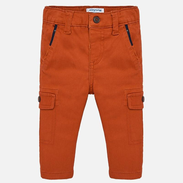 MAYORAL 2540 ORANGE TROUSERS