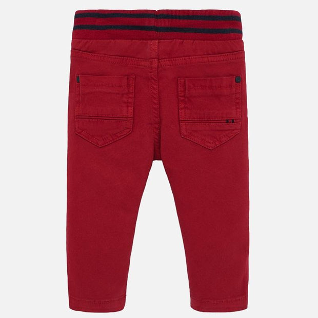 MAYORAL 2541 RED TROUSERS