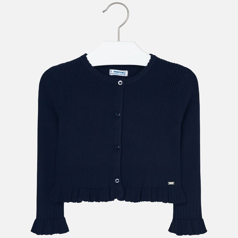 MAYORAL 4305 NAVY CARDIGAN