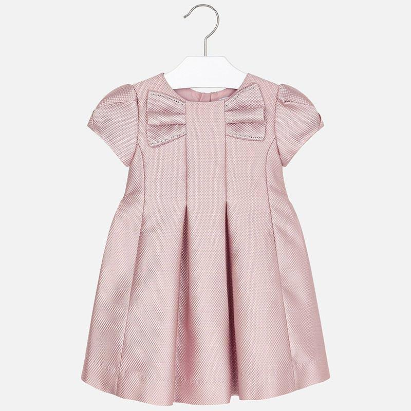MAYORAL 4919 PINK DRESS