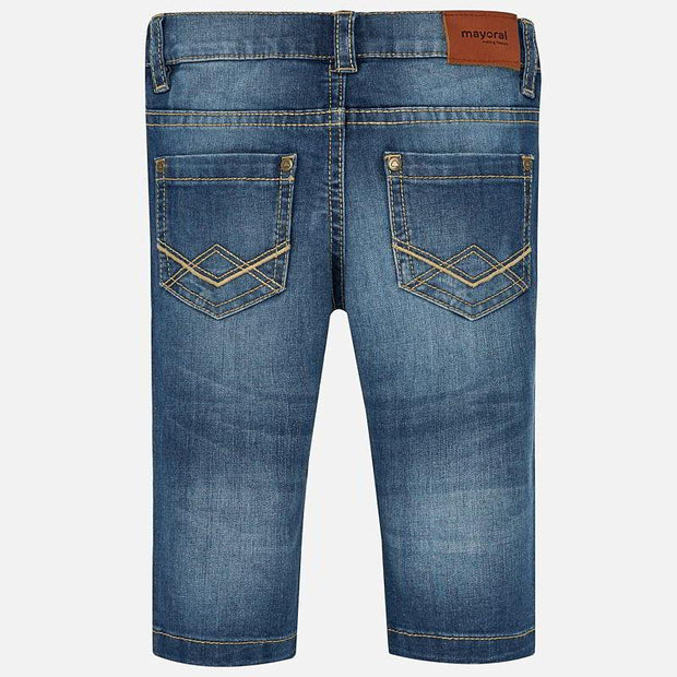 MAYORAL 36 DENIM REGULAR FIT JEANS IN STOCK