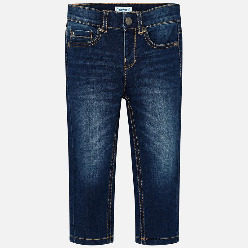 MAYORAL 46 DARK DENIM REGULAR FIT JEANS IN STOCK