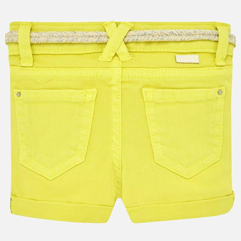 MAYORAL 221 CITRUS SHORTS IN STOCK
