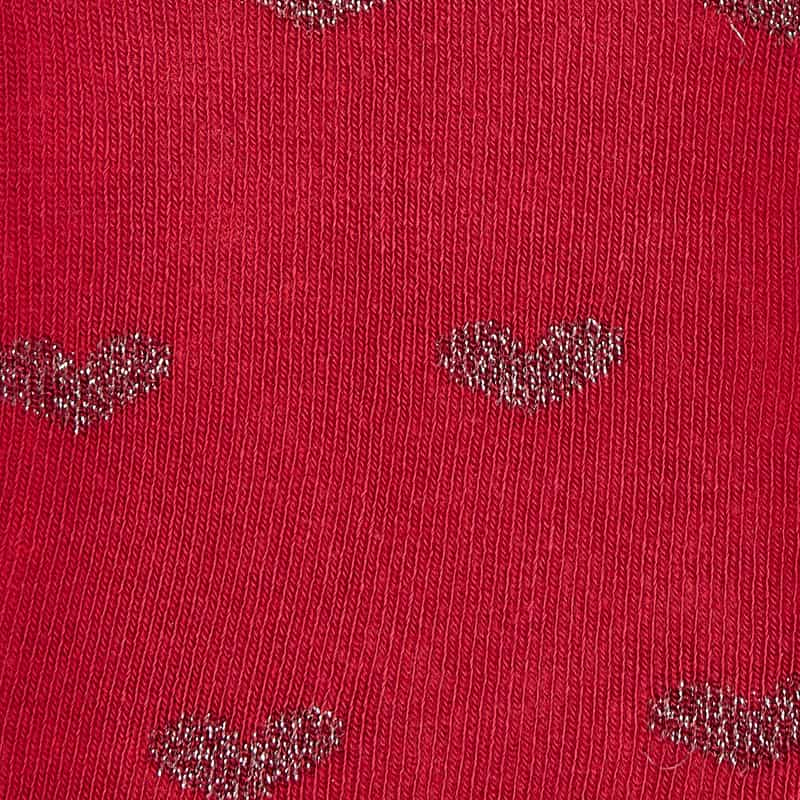 MAYORAL 10868 RED HEART TIGHTS IN STOCK - Cherubs