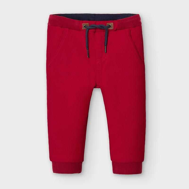 MAYORAL 2579 RED TROUSERS - Cherubs