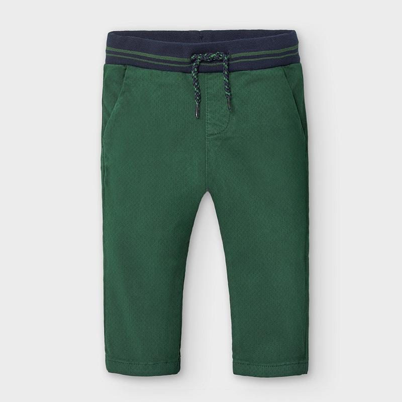 MAYORAL 2580 GREEN TROUSERS - Cherubs