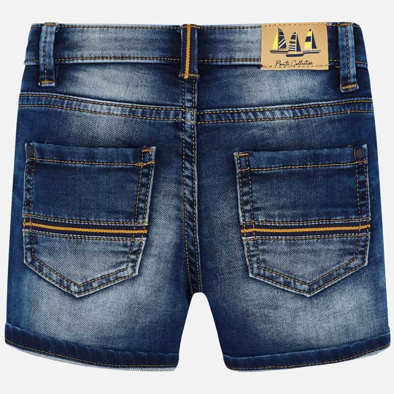 MAYORAL 3256 DENIM SHORTS - Cherubs