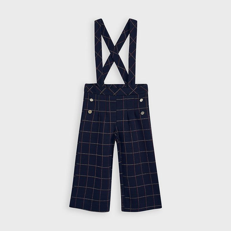 MAYORAL 4551 NAVY BLUE TROUSERS - Cherubs