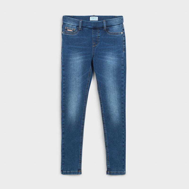 MAYORAL 578 HIGH WAISTED JEANS - Cherubs