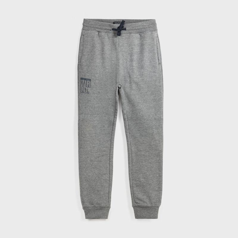 MAYORAL 705 GREY TRACKSUIT BOTTOMS - Cherubs
